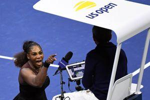 Serena Williams nhận án phạt 17.000 USD vì xúc phạm trọng tài