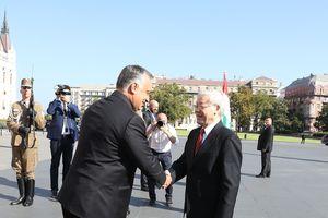 Tổng Bí thư hội đàm với Thủ tướng Hungary
