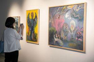 VCCA ra mắt sách nghệ thuật 'Viet Art Now – Một số gương mặt điển hình'