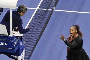 Giây phút Serena Williams đập vợt, mắng trọng tài là 'kẻ cắp, dối trá'!