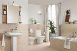 Phong thủy nhà vệ sinh bạn cần biết?