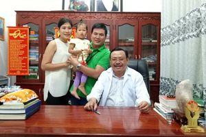 Vĩnh Long: Vị bác sĩ giúp hơn 1.000 đôi vợ chồng hiếm muộn có quý tử