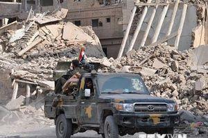 Lực lượng do Mỹ hậu thuẫn tấn công IS tại miền Đông Syria