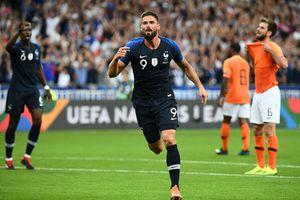 Giroud lập công, Pháp hạ Hà Lan tại Nations League