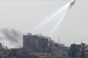 Nga tố cáo Mỹ tấn công bằng bom phốt pho ở Syria