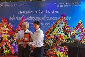 Nghệ sĩ nhiếp ảnh Trần Đàm được phong tặng tước hiệu Nghệ sĩ nhiếp ảnh quốc tế