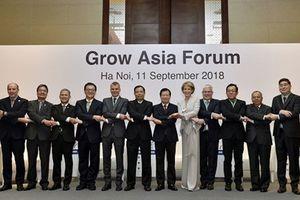 WEF ASEAN: Cách mạng 4.0 chuyển đổi ngành nông nghiệp hiện đại