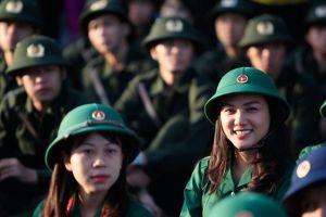 Các trường quân đội tuyển sinh bổ sung hàng loạt chỉ tiêu