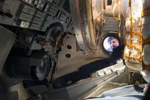 Nga gửi thông điệp kết nối sau vụ lỗ thủng tàu Soyuz