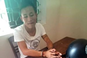 Nghệ An: '9X' lẻn vào dãy trọ học sinh trộm 5 điện thoại