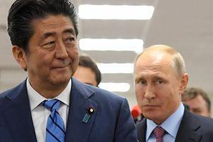 Ông Putin lại trễ giờ thượng đỉnh với Thủ tướng Nhật Bản