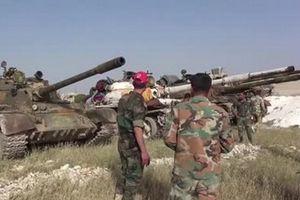 Syria: 21 binh sỹ chính phủ thiệt mang trong vụ phục kích của IS