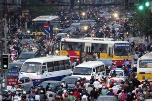 Đề xuất thu phí nội đô: Dân lao động giãy nảy phản đối