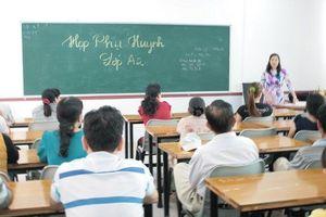 Giáo viên xin kinh nghiệm để họp phụ huynh trong 'hòa bình'