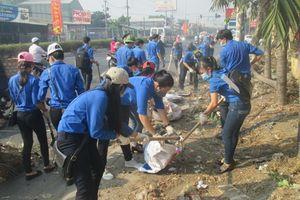 Bình Dương: Tích cực hưởng ứng Chiến dịch Làm cho thế giới sạch hơn 2018