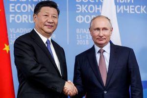 Tổng thống Putin: Quan hệ Nga-Trung Quốc được xây dựng dựa trên niềm tin