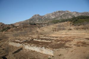Hai miền Triều Tiên nối lại dự án khai quật chung cung điện cổ