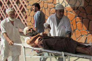 Đánh bom vào đoàn người biểu tình, 32 người thiệt mạng