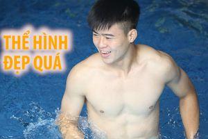 Top 5 cầu thủ Việt Nam có thể hình đẹp