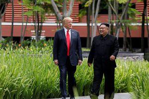 Triều Tiên đề xuất thượng đỉnh lần hai với Mỹ