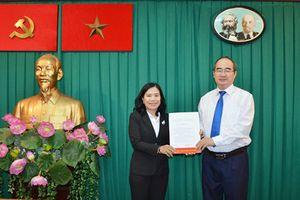 Nhân sự mới TP HCM, Bắc Ninh, Thanh Hóa, Gia Lai