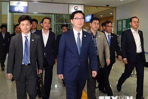 Hai miền Triều Tiên chuẩn bị khánh thành văn phòng liên lạc chung