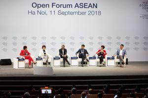Diễn đàn Kinh tế Thế giới về ASEAN diễn ra trong 3 ngày, gần 1.000 đại biểu tham gia