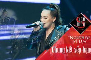 Lần đầu tiên sau Chung kết The Voice 2018, Minh Ngọc 'tái xuất' ở sân khấu lớn với vai trò ca sĩ khách mời