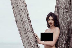 Kendall Jenner làm bấn loạn cư dân mạng khi lộ 50 tấm ảnh khỏa thân trên bãi biển