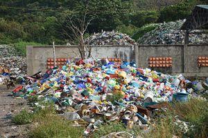 Đề xuất xây dựng Nhà máy xử lý rác sinh hoạt tại huyện Côn Đảo