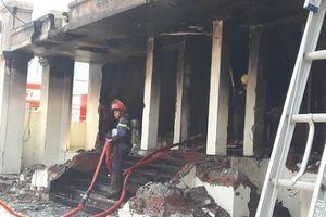 Công an tạm giữ 2 công nhân gò hàn có liên quan trong vụ cháy vũ trường ở Đà Nẵng