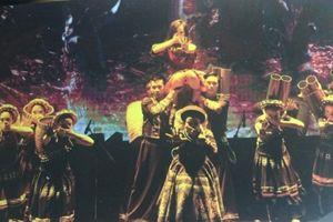 'Mỵ' mở đầu cho Nam An show phục vụ khách du lịch tại Nhà hát Lớn Hà Nội