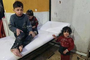 Tấn công hóa học ở Idlib bắt đầu được dàn dựng, Mỹ sắp có cớ tấn công Syria?