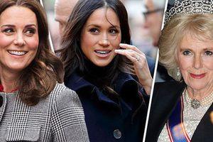 Bà Camilla tiếp tục gây sóng gió khi được cho là tìm cách 'bôi nhọ' Meghan ngay sau ngày cưới, coi việc con dâu mang thai là 'cơn ác mộng'