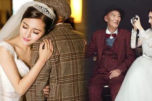Lo ông mình không kịp chứng kiến đám cưới, cháu gái chụp bộ 'ảnh cưới' tuyệt đẹp cùng ông