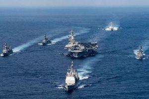 Mỹ, Nhật tập trận chống ngầm Biển Đông nhằm 'kiềm chế Trung Quốc'