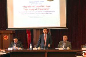 Hội thảo 'Hợp tác văn hóa Việt - Nga: Thực trạng và triển vọng'