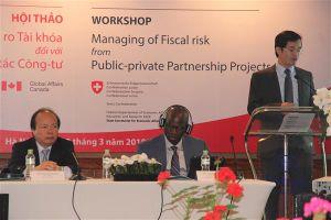 Theo dõi rủi ro đảm bảo tính bền vững tài khóa và an ninh tài chính công