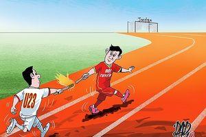 Ông Park Hang-seo hướng đến 1 kết quả hòa tại Jordan