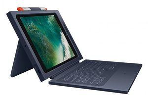 Logitech ra mắt phụ kiện siêu bền dành cho iPad mới