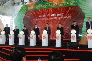 Tập đoàn Nguyễn Hoàng đầu tư 1.000 tỷ đồng cho dự án 'Thành phố giáo dục quốc tế' tại Quảng Ngãi