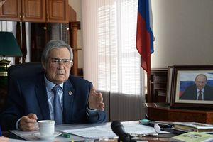Thống đốc Nga từ chức 'vì đạo đức' sau vụ cháy kinh hoàng