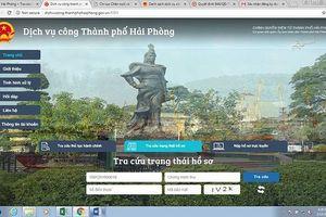 Hải Phòng: Hoàn thành triển khai hệ thống một cửa dịch vụ công trực tuyến