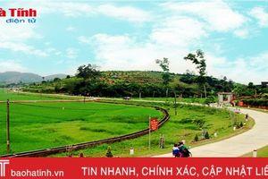 Đắm say những khu dân cư NTM kiểu mẫu miền núi Hà Tĩnh