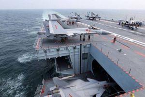 Trung Quốc tập trận trên Biển Đông, hải quân Mỹ lập tức hiện diện