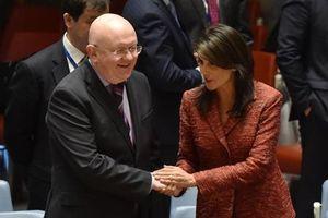 HĐBA bác 3 nghị quyết của cả Nga lẫn Mỹ về Syria