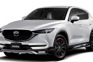 Mazda CX-5 phiên bản 2018 chất hơn nhờ phụ kiện DAMD