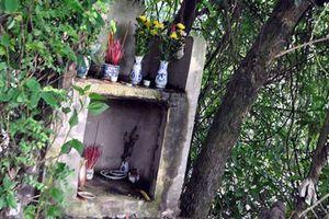 Giải mã những bí ẩn về ngôi mộ 'tự lớn lên' ở Hà Nội
