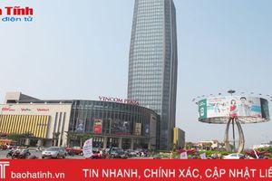 Trình Chính phủ xem xét công nhận TP Hà Tĩnh đô thị loại II vào tháng 8/2018