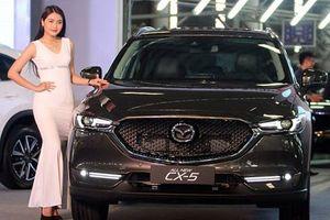 Công nghệ i-Activsense trên Mazda CX-5 mới tại Việt Nam